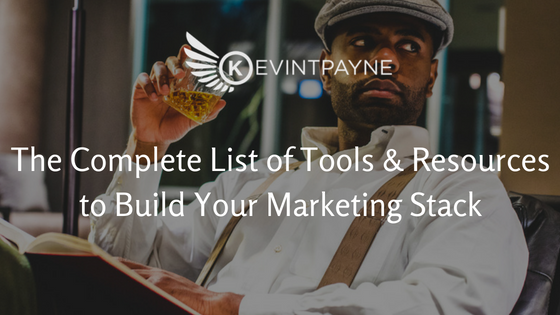 Marketing Tools and Marketing Resources