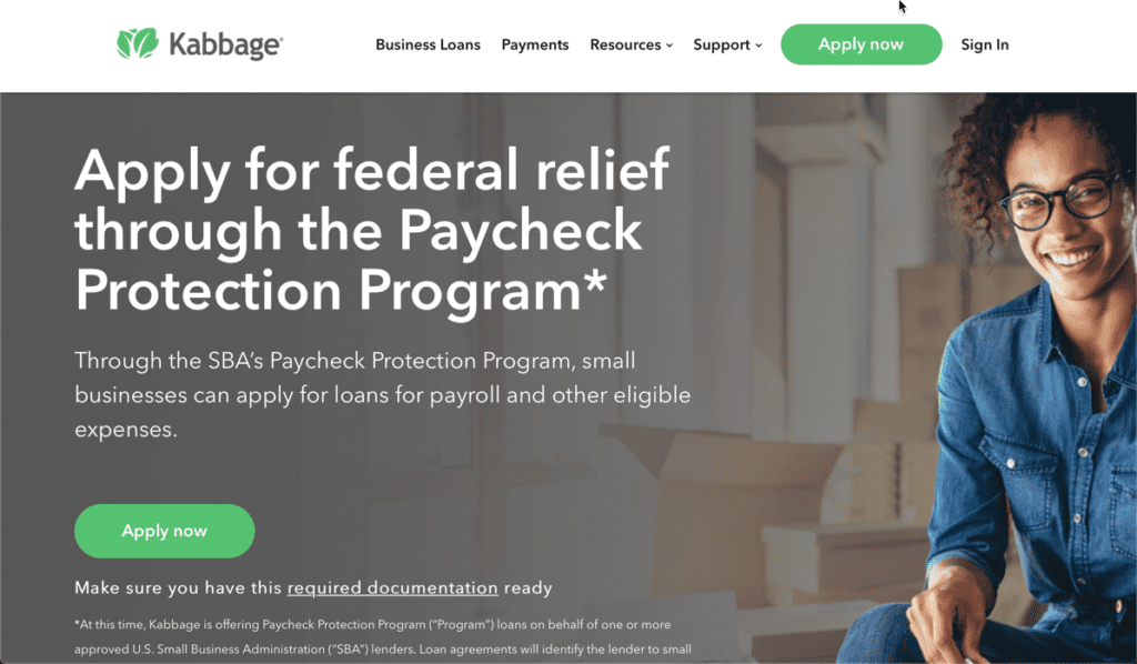 kabbage-small-business-funding-options
