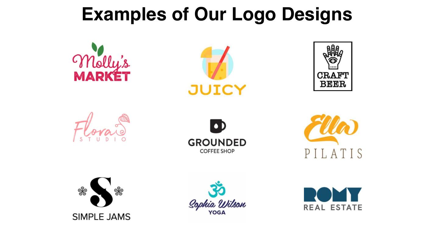 logo brand samples